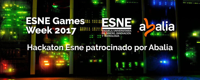 Abalia patrocina el Hackaton 2017 de Esne