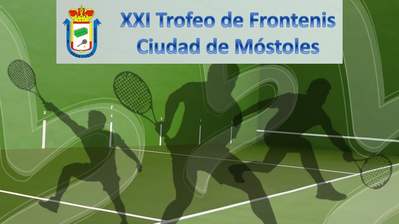 Abalia patrocina el XXI Trofeo de Frontenis Ciudad de Móstoles