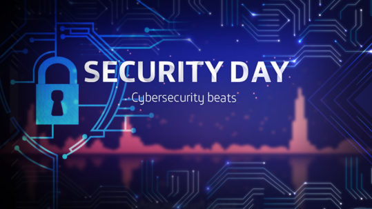 Abalia en el Security Day