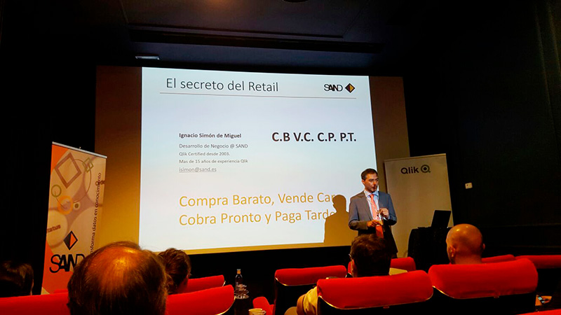 Abalia acude al Sand Retail Expertise Day