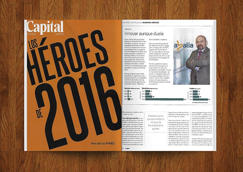 Ranking de las mejores Pymes, Revista Capital
