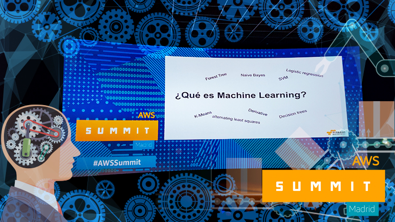 Abalia en el AWS Summit de Amazon en Madrid