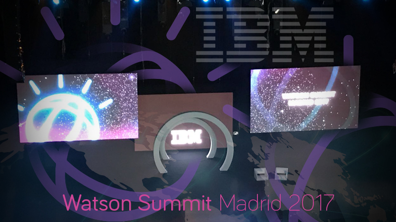 Abalia en el IBM Watsom Summit 2017