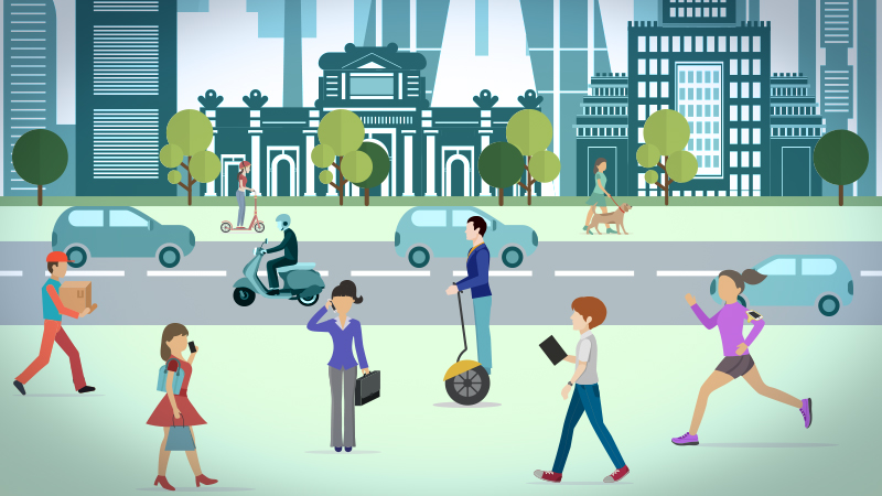 Abalia y la Movilidad Urbana