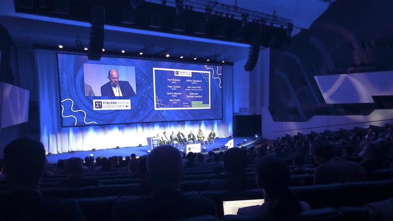 Abalia y participa en el Evento ITEA