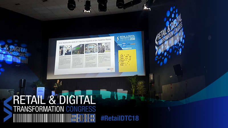 Abalia en el Retail & Digital Transformation Congress 2018