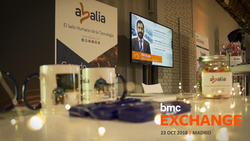 Abalia patrocinador Silver del BMC Exchange 2018