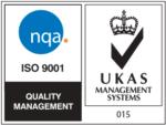 Abalia - Certificado NQA-UKAS ISO-9001-2015 01 de Febrero de 2019
