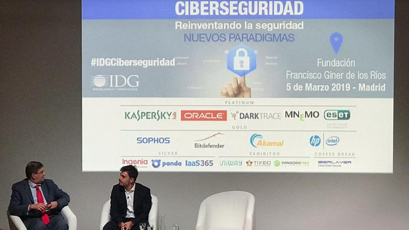 """Abalia en el evento sobre Ciberseguridad de IDG, """"Reinventando la Seguridad: Nuevos Paradigmas"""""""