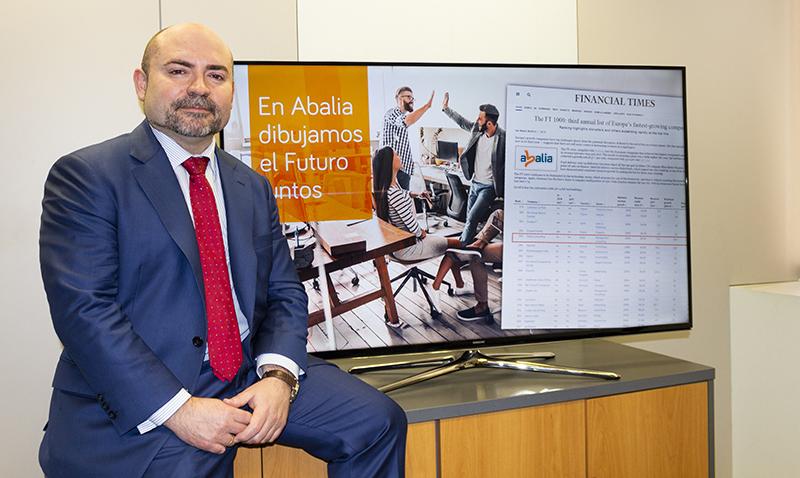 Fernando Saiz, CEO de Abalia