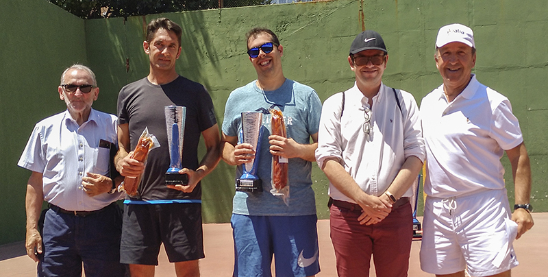 Ganadores Segundo Premio: Julián Marínez y Javier Rodríguez – Club Leganés (Leganés)