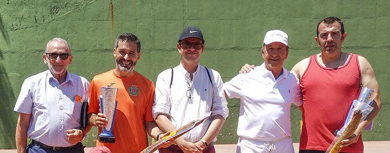 Ganadores Tercer Premio: Iván Vázquez y Juan José Carro – Club Daganzo (Daganzo)