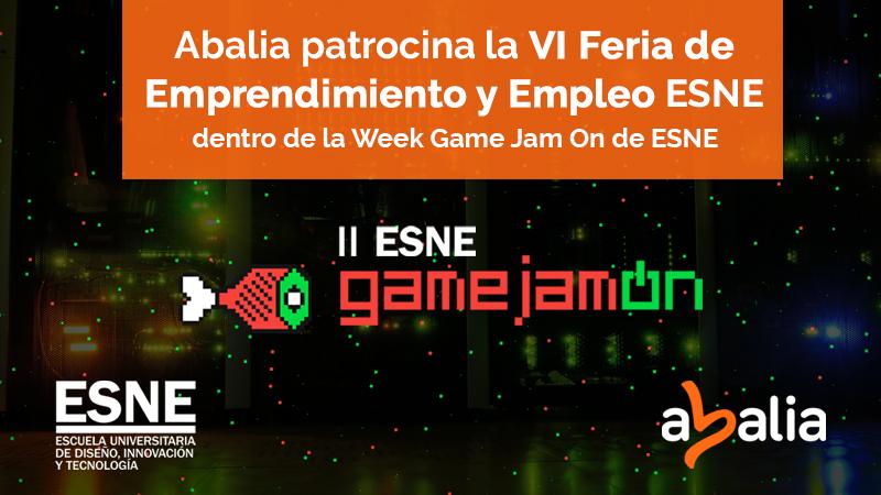 Abalia patrocinador de la VI Feria de Emprendimiento y Empleo de ESNE