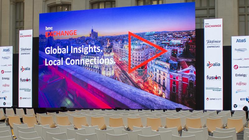 Abalia por primera vez Patrocinador Oro en el BMC Exchange 2019