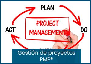 Formacion PMP Gestion de proyectos